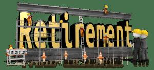 retirement savings construction