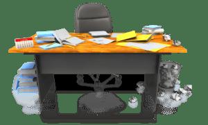 financial vault paperwork